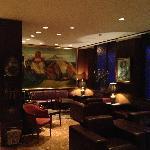 Lobby alcove