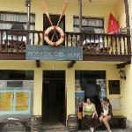 restaurante posada del mar Luanco