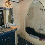 salle de bain suite Touareg