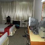 good size room