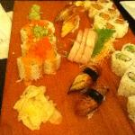 The dynamite roll was my favorite!