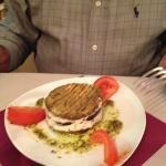 aubergine fromage