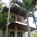 balkon villa N