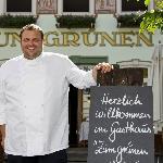 Chefkoch und Inhaber Vincent Orosco