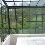 jacuzzi window