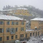 e al risveglio... neve!