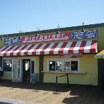 Pier Burger Shop, Santa Monica Pier