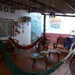 Lobby for wifi use