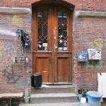 "Famous doorway from John Lennon""s Rock & Roll Album"