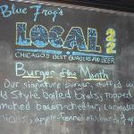 Bar Blue Frog´s - Local 22
