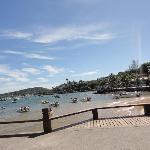Playa del centro a 3 cudras de la posada
