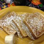 French toast pancakes...(really)!