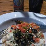 eat here! Mesa Verde. sabana de pollo