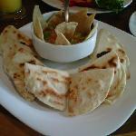 Orden de Quesadillas (snack)