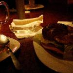 Combo Capuchino y Croissant