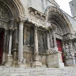 tympan de St-Gilles