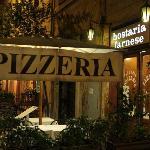 Small Italian Hostaria in the heart of Roma