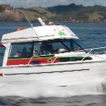 Our dive boat - Arrow