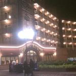 Hotel right on the boardwalk!
