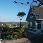 Panoramic View over Courtmacsherry Bay from Panorama House