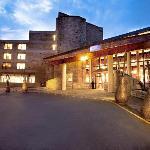 Hotel Exterior Enterance