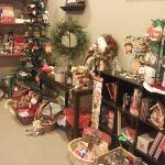 Il negozio di Natale di fianco al motel