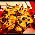 Nachos at the Crowbar