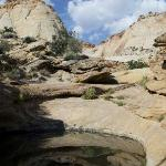 Capitol Wash in Capitol Reef