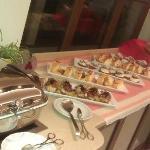 Dessert-Büffet