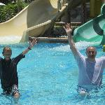This is how much fun you can have at the waterpark!
