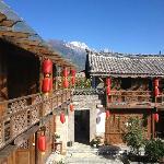 Traditional Naxi Minorities' architecture