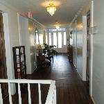 Our hallway
