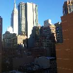 Empire State desde la ventana