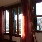 Vista da Sala do Café da Manhã