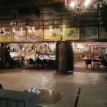 Cassie's bar