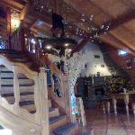 Bahus Restaurant interior