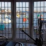 Brixham Harbour from Pepper Shack
