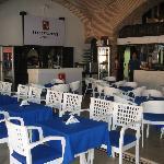 Sala interna - Angolo Pizza