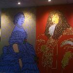 décor à la Andy Warhol ...