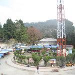 Tourist market close-by