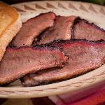 Buster's Texas-style beef brisket