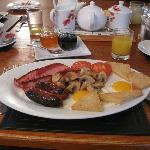 Yellingham Farmhouse Full English