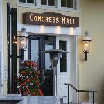 Congress Hall - back entrance