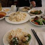 Chinese food shameful for stripmall food in USA