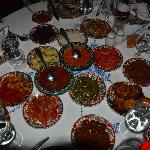 seemingly endless Moroccan Salad