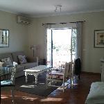 T1 flat - living area