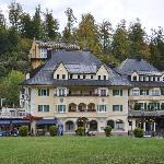 Hotel Mueller from Hohenschwaugau Castle
