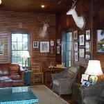 Main Lodge gathering room.