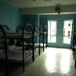 16 dorm room