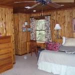 Cedar Lodge room